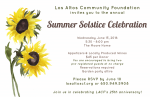 Annual LACF Summer Solstice