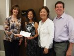 First-Time Donors Win $1,000 LACF Grant