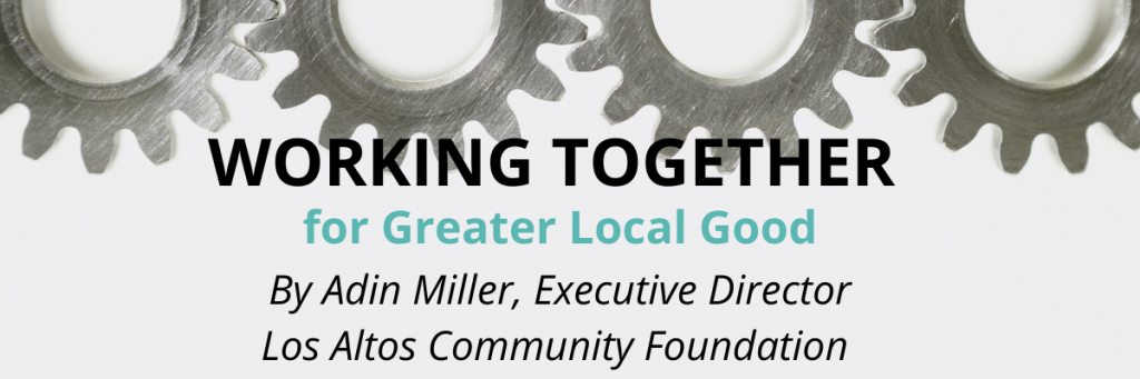 working together for local good logo